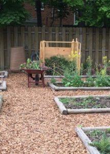 Gardening plots
